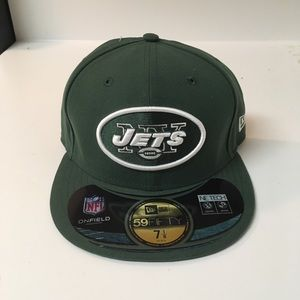 New York Jets New Era NFK Cap Sz 7 1/8